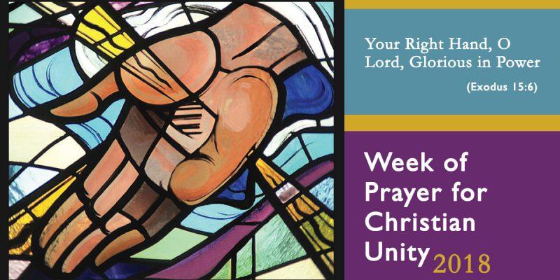 CHARLEVILLE CHRISTIAN UNITY WEEK PRAYER SERVICE