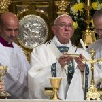 MASS WITH POPE FRANCIS – AUGUST 26TH