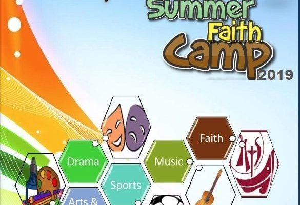 SUMMER FAITH CAMP