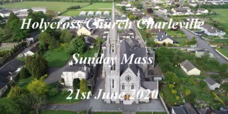 Sunday Mass 21st June 2020