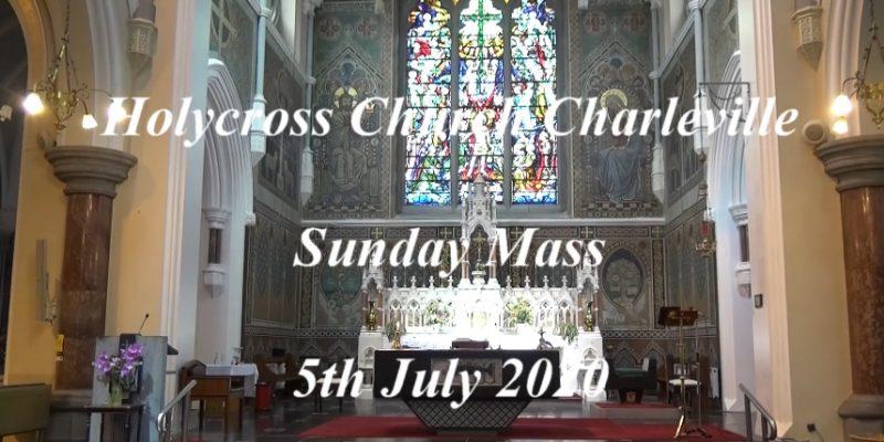 Sunday Mass 5th July 2020